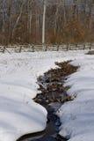 Gettysburg creek Royalty Free Stock Photography