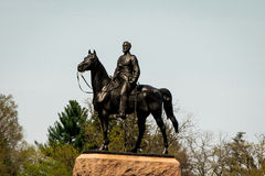 Gettysburg-Monument Lizenzfreies Stockfoto