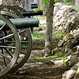 Gettysburg National Military Park - 121 Royalty Free Stock Photo