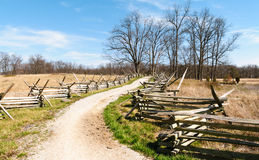 Gettysburg National Military Park stock images