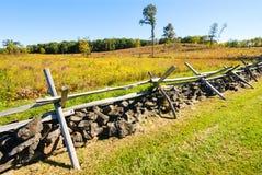 Gettysburg National Military Park Royalty Free Stock Photo