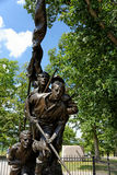 Gettysburg national military park. Monument Royalty Free Stock Photography