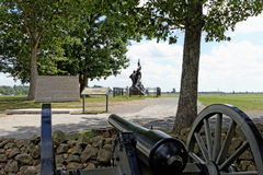 Gettysburg national military park Royalty Free Stock Image