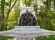 Gettysburg National Military Park   - 109 Stock Photography