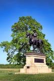 Gettysburg parka narodowego John Fulton Reynolds pomnik Obraz Stock