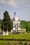Gettysburg parkerar den nationella militären - 014 Royaltyfria Foton