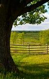 Gettysburg parkerar den nationella militären - 040 Royaltyfria Foton