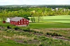 Gettysburg parkerar den nationella militären - 139 Royaltyfria Bilder