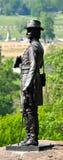 Gettysburg parkerar den nationella militären - 086 Royaltyfria Foton