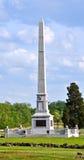Gettysburg parkerar den nationella militären - 015 Royaltyfri Foto