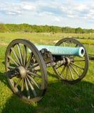 Gettysburg parkerar den nationella militären - 024 Royaltyfri Foto