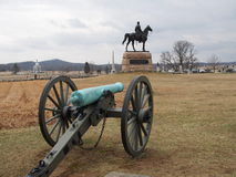 Gettysburg Pennsylvania Royalty Free Stock Photo