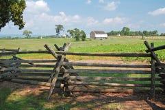 Gettysburg Rural Battlefield Royalty Free Stock Photo