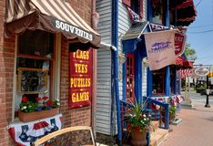Gettysburg Street Royalty Free Stock Photography