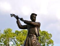 Gettysburg wojskowego Krajowy park - 009 Zdjęcie Stock