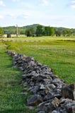 Gettysburg wojskowego Krajowy park - 007 Obraz Stock