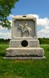 Gettysburg wojskowego Krajowy park - 241 Zdjęcia Royalty Free