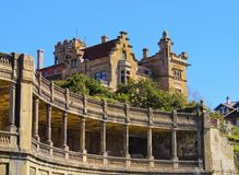 Getxo, Baskijski kraj, Hiszpania Fotografia Royalty Free