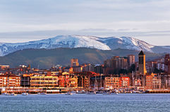 Getxo Royalty Free Stock Photography