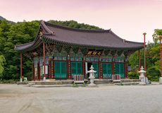 Geumsansa świątynia Obraz Royalty Free