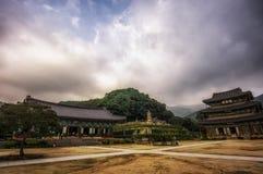 Geumsansa tempel Arkivbild