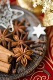 Geur van Kerstmis Stock Foto's