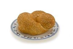 Geurige Broodjes Royalty-vrije Stock Afbeeldingen
