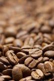 Geurige gebraden koffie Royalty-vrije Stock Fotografie