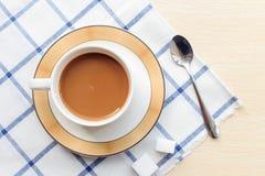 geurige koffie royalty-vrije stock foto