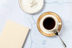 geurige koffie royalty-vrije stock afbeeldingen