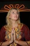 Gevallen, Anna Wilding Royalty-vrije Stock Afbeelding