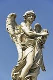 Gevallen engel royalty-vrije stock afbeeldingen