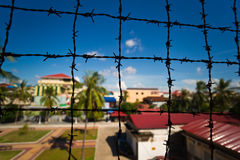 Gevangengenomen Royalty-vrije Stock Afbeelding