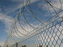 Gevangenis royalty-vrije stock afbeelding