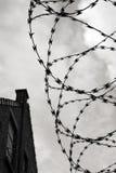 Gevangenis royalty-vrije stock foto's