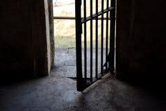 Gevangenis royalty-vrije stock foto