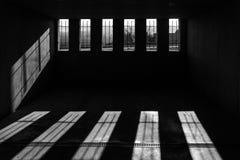 Gevangenis dagelijkse visie Royalty-vrije Stock Foto