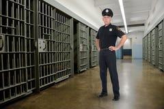 Gevangenis, Gevangenis, Wetshandhaving, Politie stock fotografie