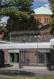 Gevangenis Moabit royalty-vrije stock foto's