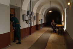 Gevangenis in Rusland Stock Afbeelding