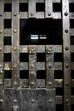 Gevangeniscel stock fotografie