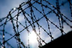 Gevangenschap en hoop stock afbeeldingen