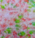 Geverfte stof voor het naaien Samenvatting geverfte stoffenachtergrond royalty-vrije stock afbeelding