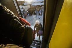 Gevgeljia macedonian border Stock Photography