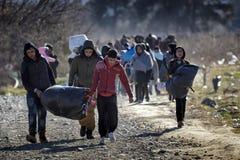 Gevgeljia macedonian border Stock Photo