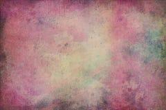 Gevlekt abstract kleurrijk waterverf achtergronddocument ontwerp FO royalty-vrije stock foto