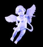 Gevleugelde cherubijn royalty-vrije stock afbeeldingen