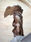 Gevleugelde overwinning van Samothrace Royalty-vrije Stock Afbeelding