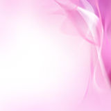 Gevoelige roze achtergrond Stock Foto