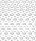 Gevoelige sier lineaire vectorachtergrond Royalty-vrije Stock Afbeeldingen